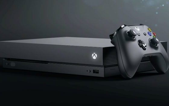 Xbox Gaming Console of Your Choice